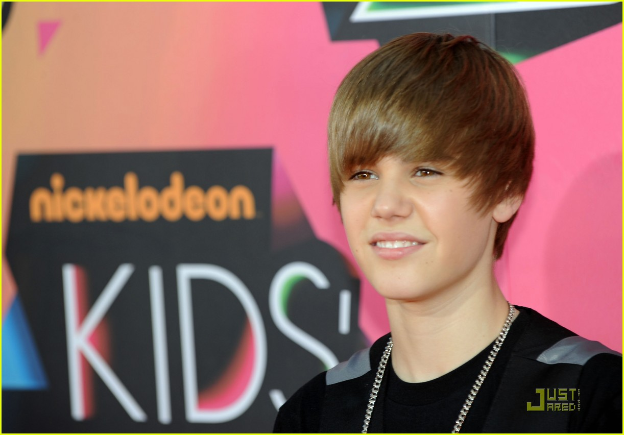 justin bieber 2010 kids choice 062437874