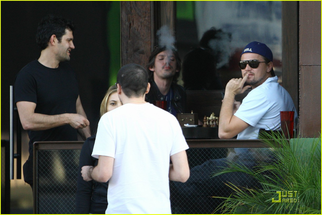 leonardo dicaprio chess and cigars 08