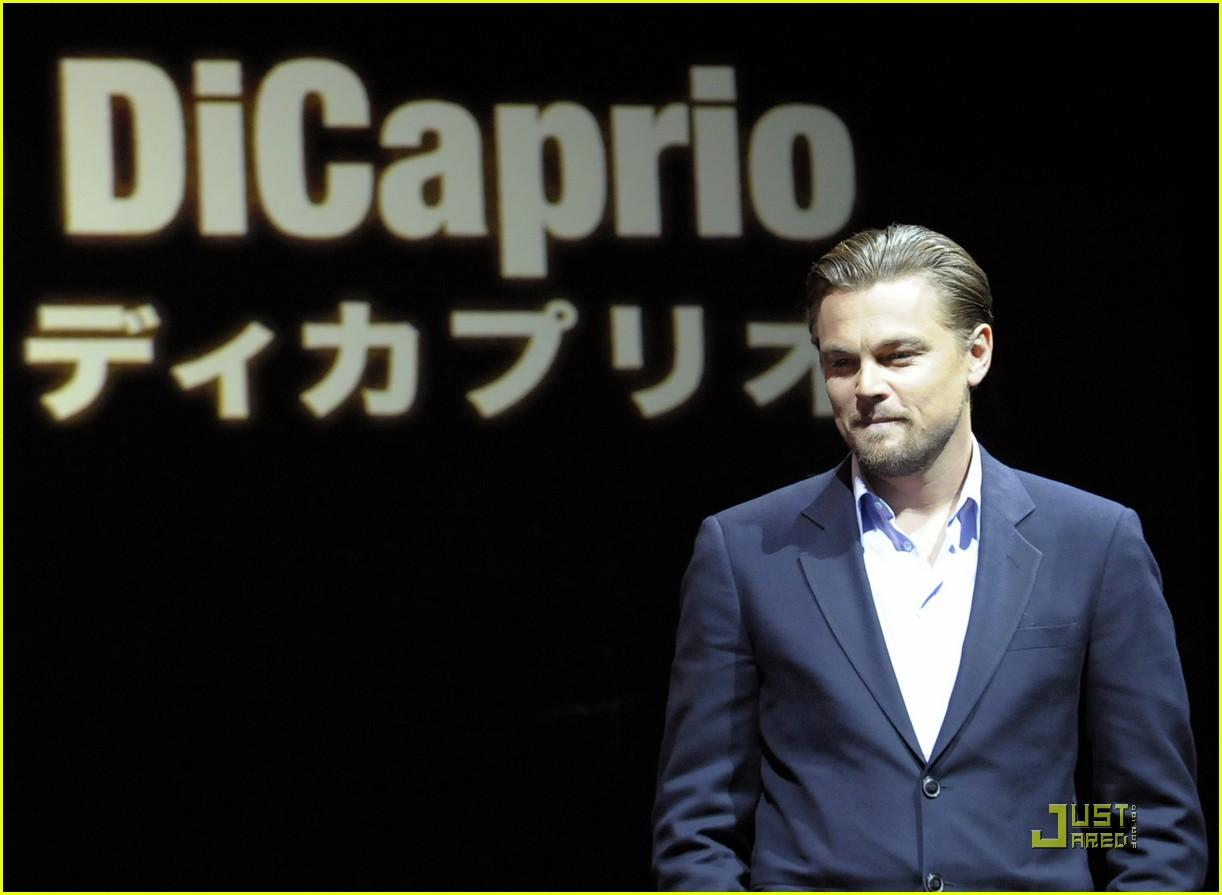 leonardo dicaprio travels to tokyo 132433922