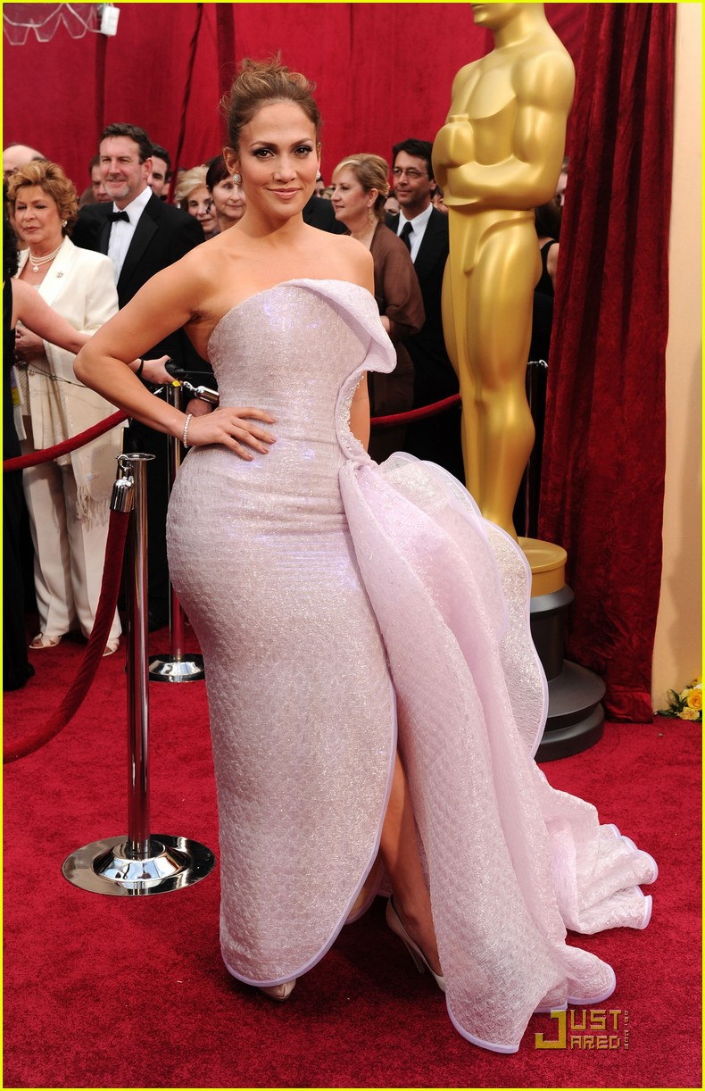 jennifer lopez oscars 2010 red carpet 10