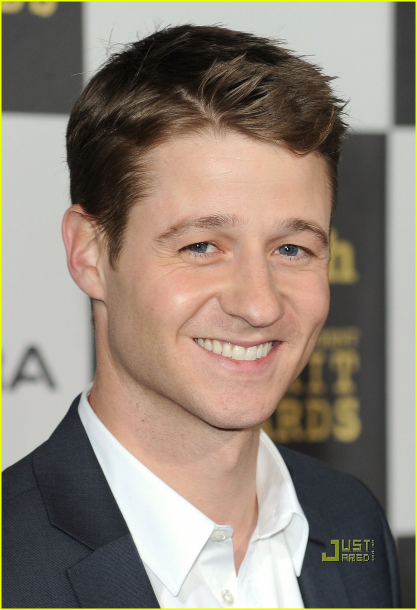ben mckenzie height