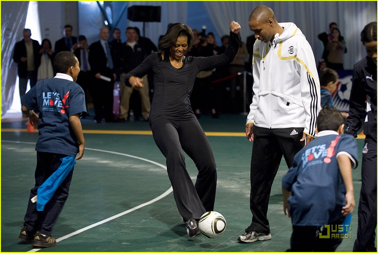 michelle obama lets move 16