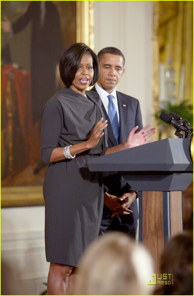 michelle obama celebrates international womens day 11
