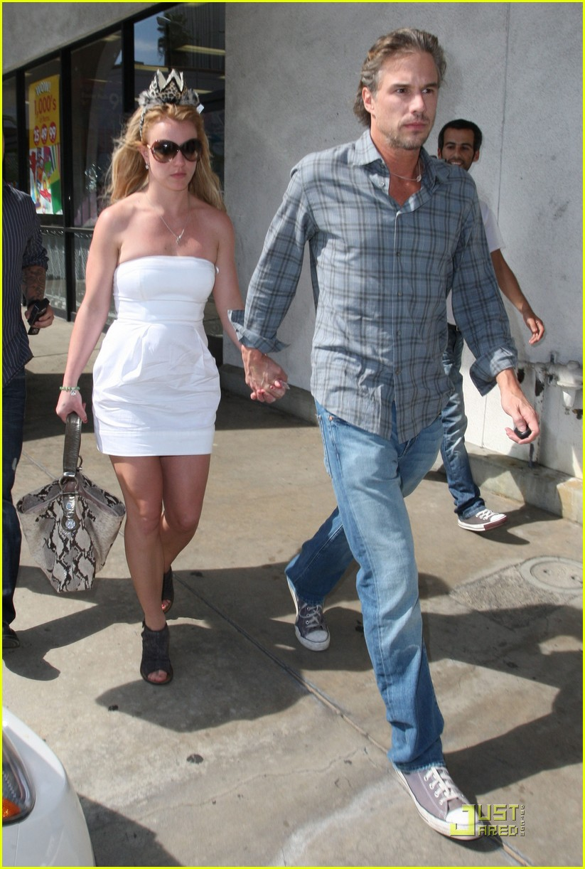 britney spears trawick hand in hand 152435597
