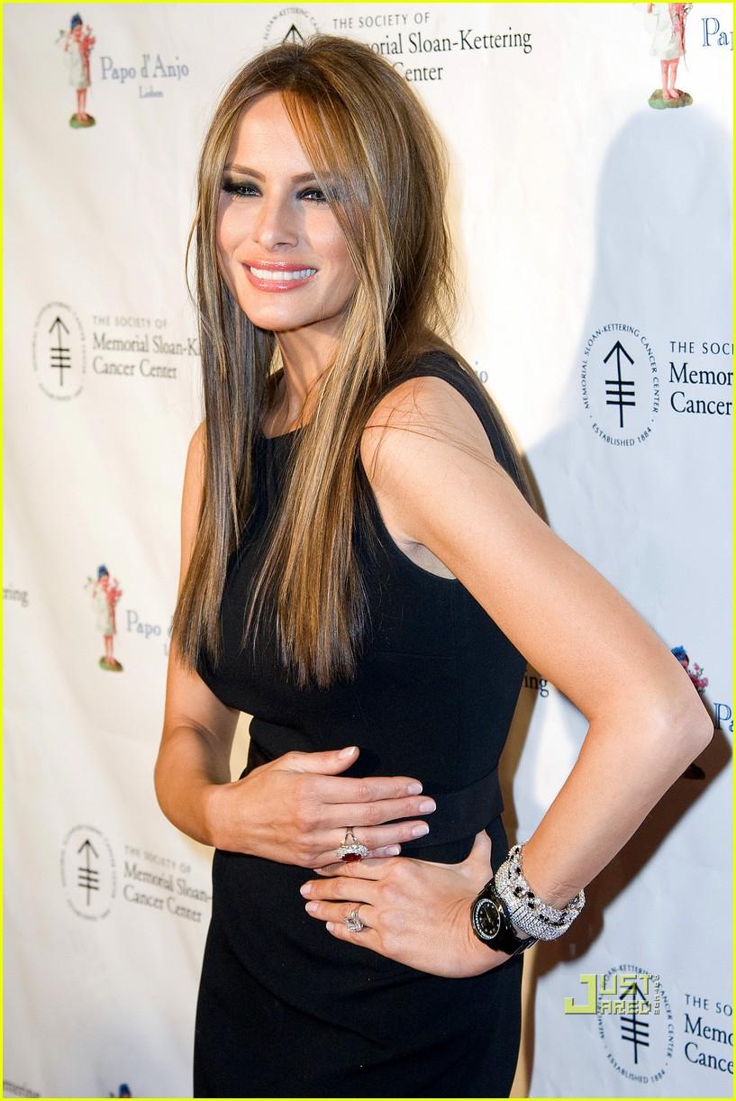 Melania Trump 2013 Melania trump che classe!