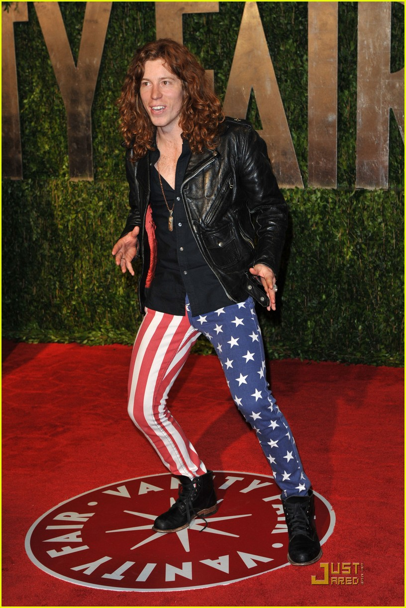 shaun white patriotic pants 022433389