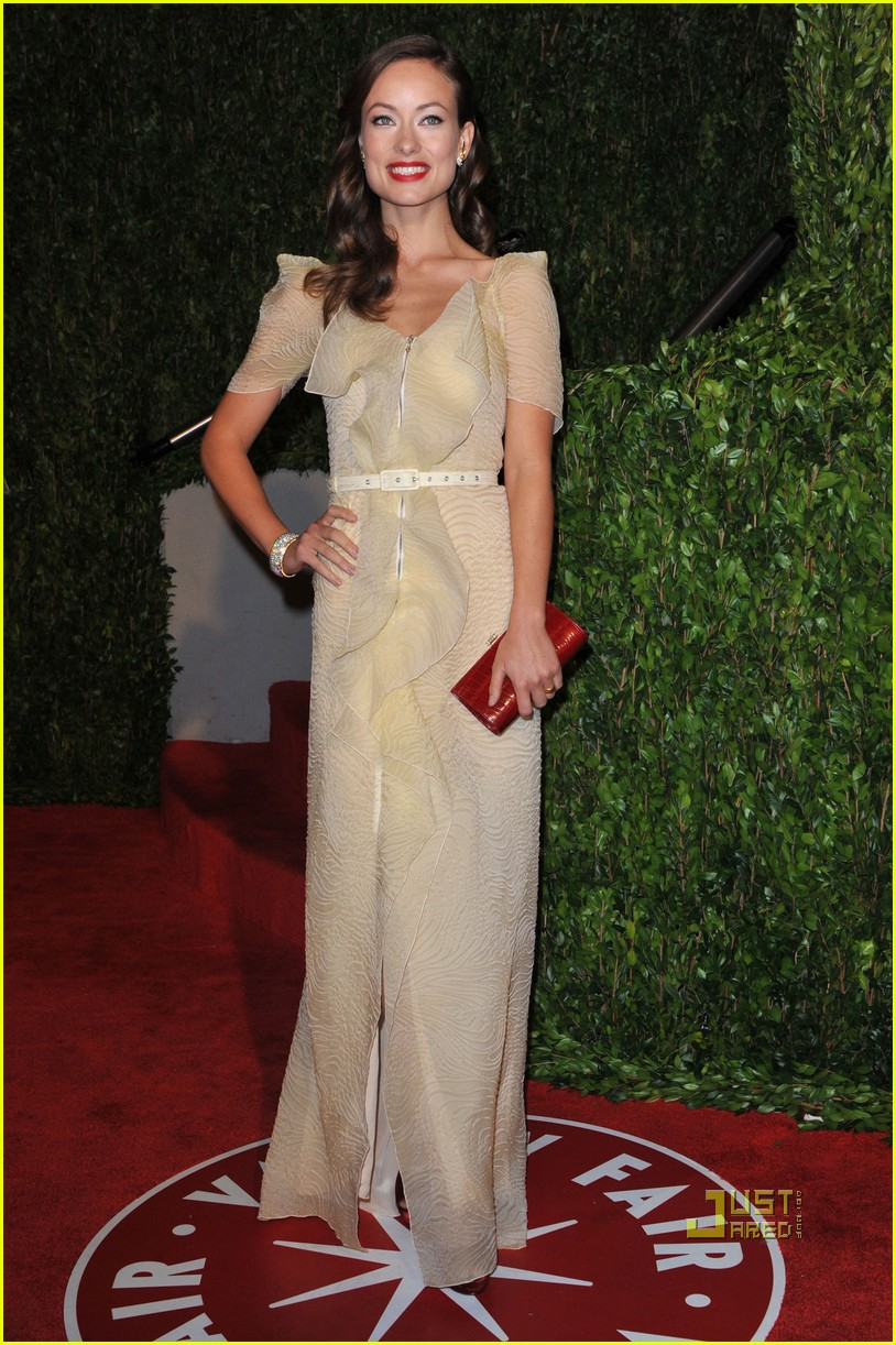 olivia wilde vanity fair post oscar party 2010 03