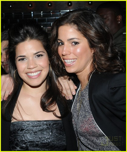 america ferrera birthday party 102445531