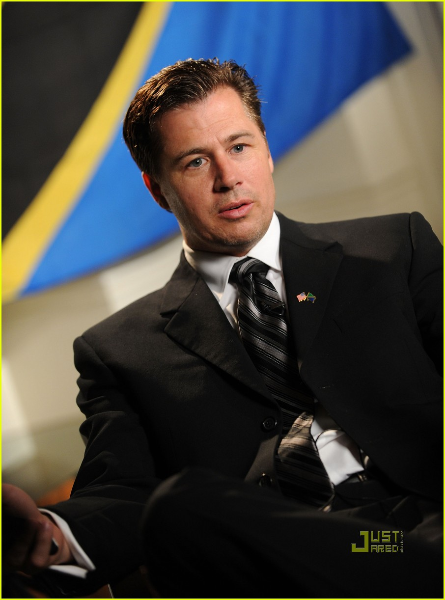 doug pitt goodwill ambassador tanzania 12
