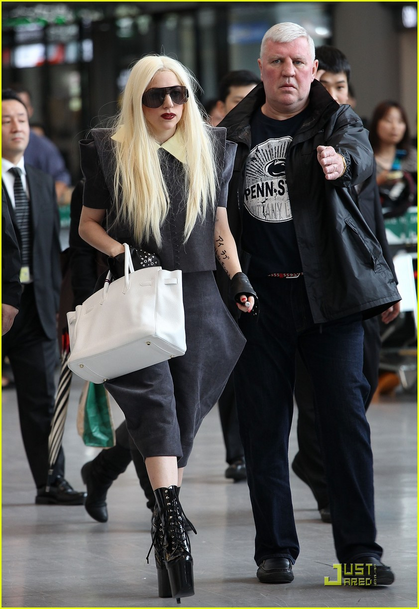 lady gaga is new to narita 23