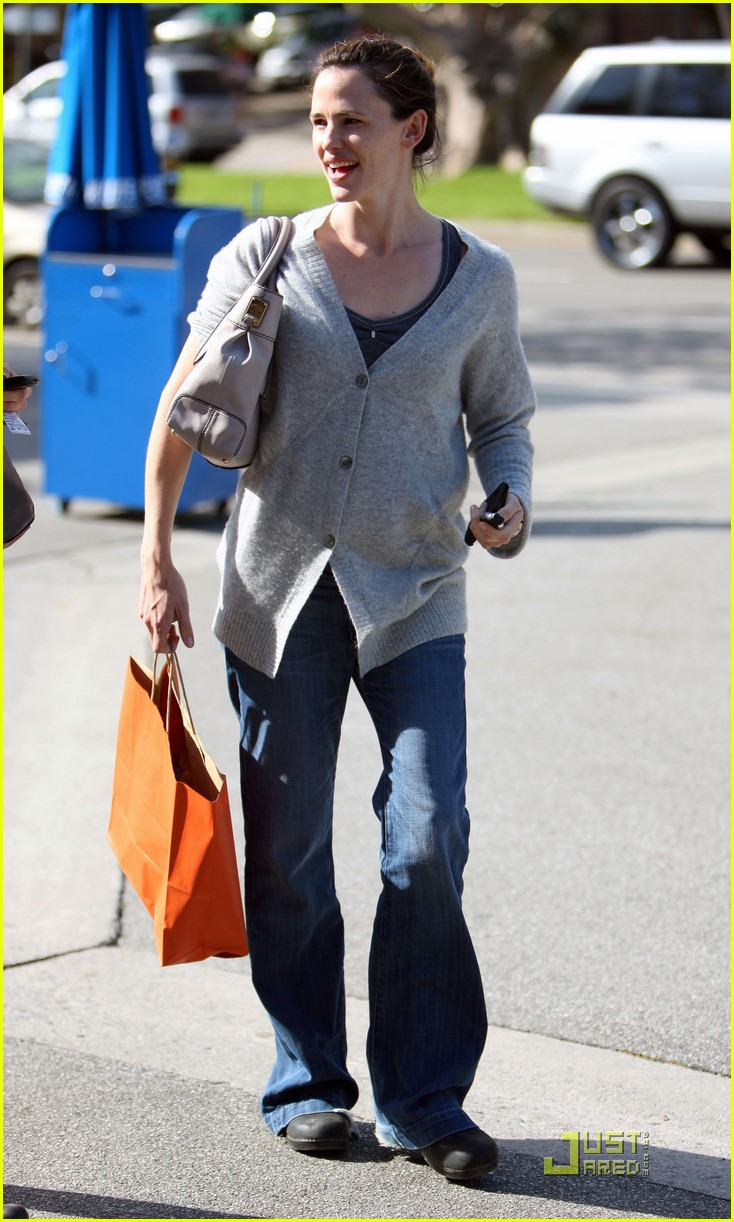 jennifer garner shopping girls 102439152
