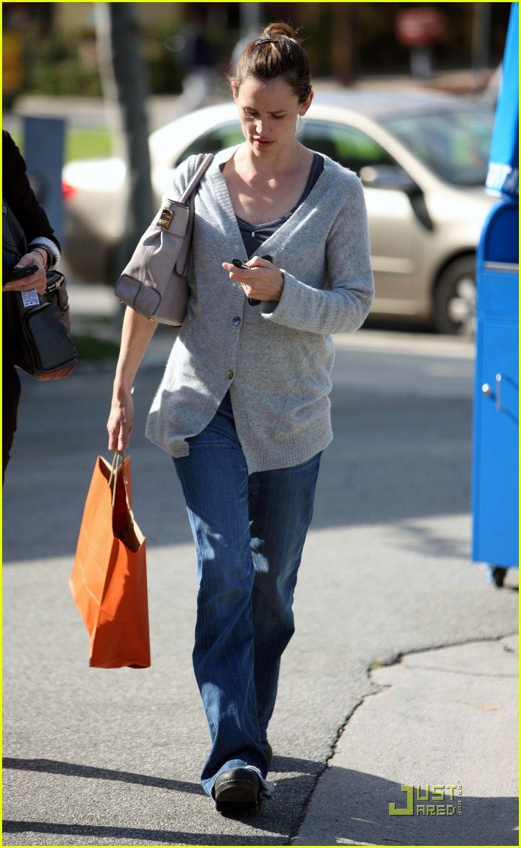 jennifer garner shopping girls 15