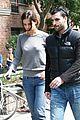 katie holmes son of no one queens grey sweatshirt 15