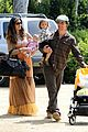 matthew mcconaughey family weekend fun 15