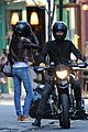 orlando bloom miranda kerr motorcycle 07