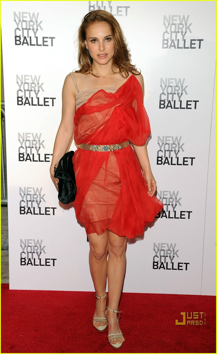 natalie portman new york city ballet beautiful 03