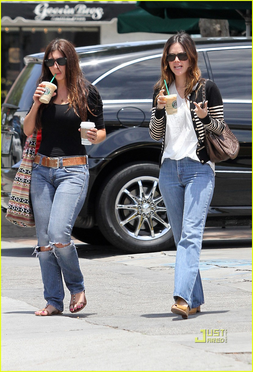 rachel bilson parking ticket 07