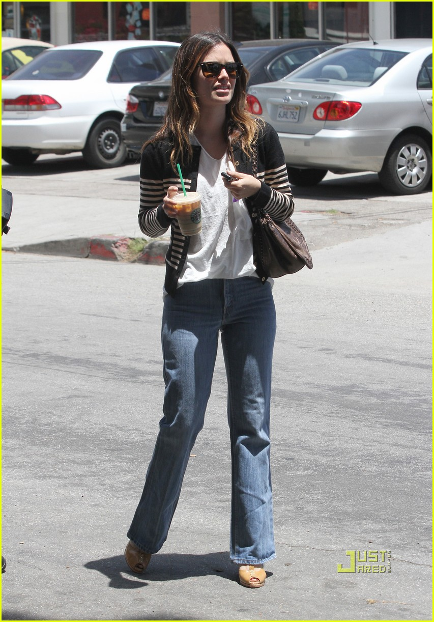 rachel bilson parking ticket 15