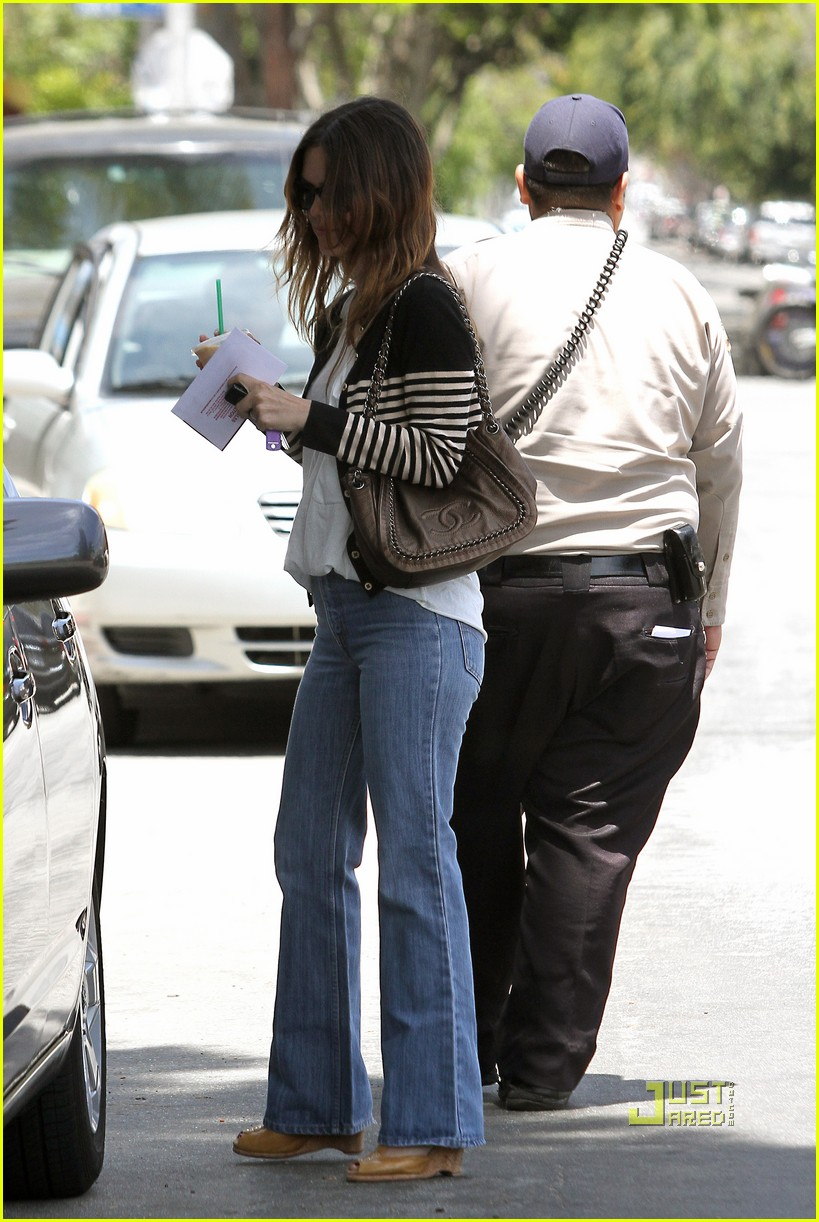 rachel bilson parking ticket 17