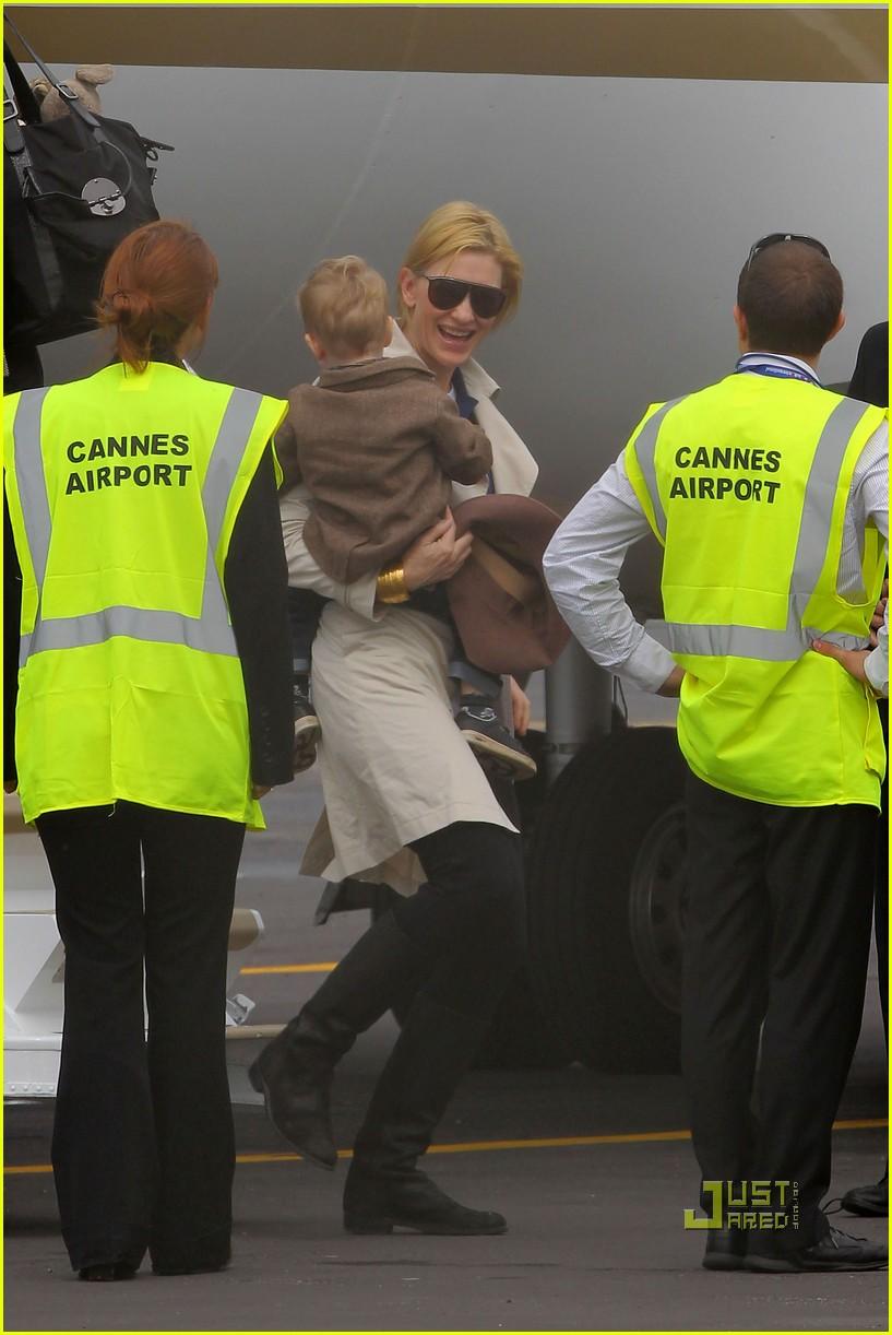 cate blanchett ignatius cannes film festival airport 08