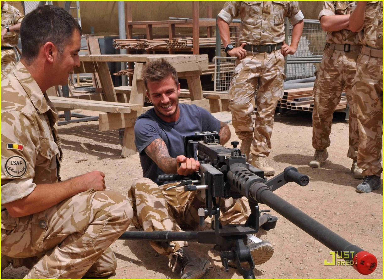 david beckham boosts british troop morale 02