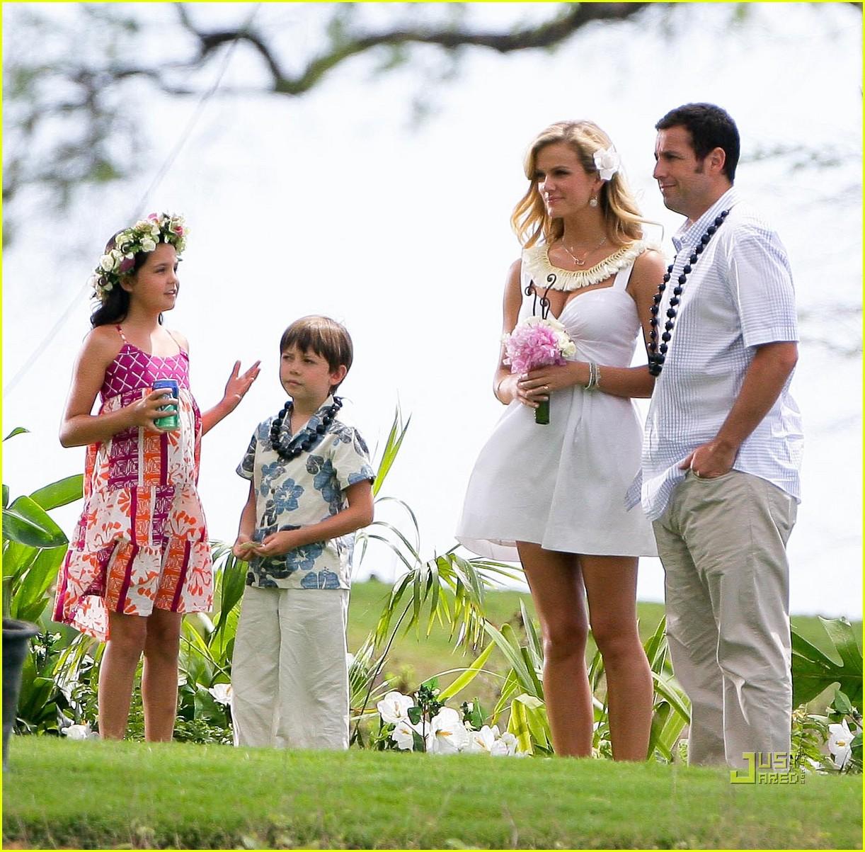 Brooklyn Decker Wedding: Full Sized Photo Of Brooklyn Decker Adam Sandler Wedding