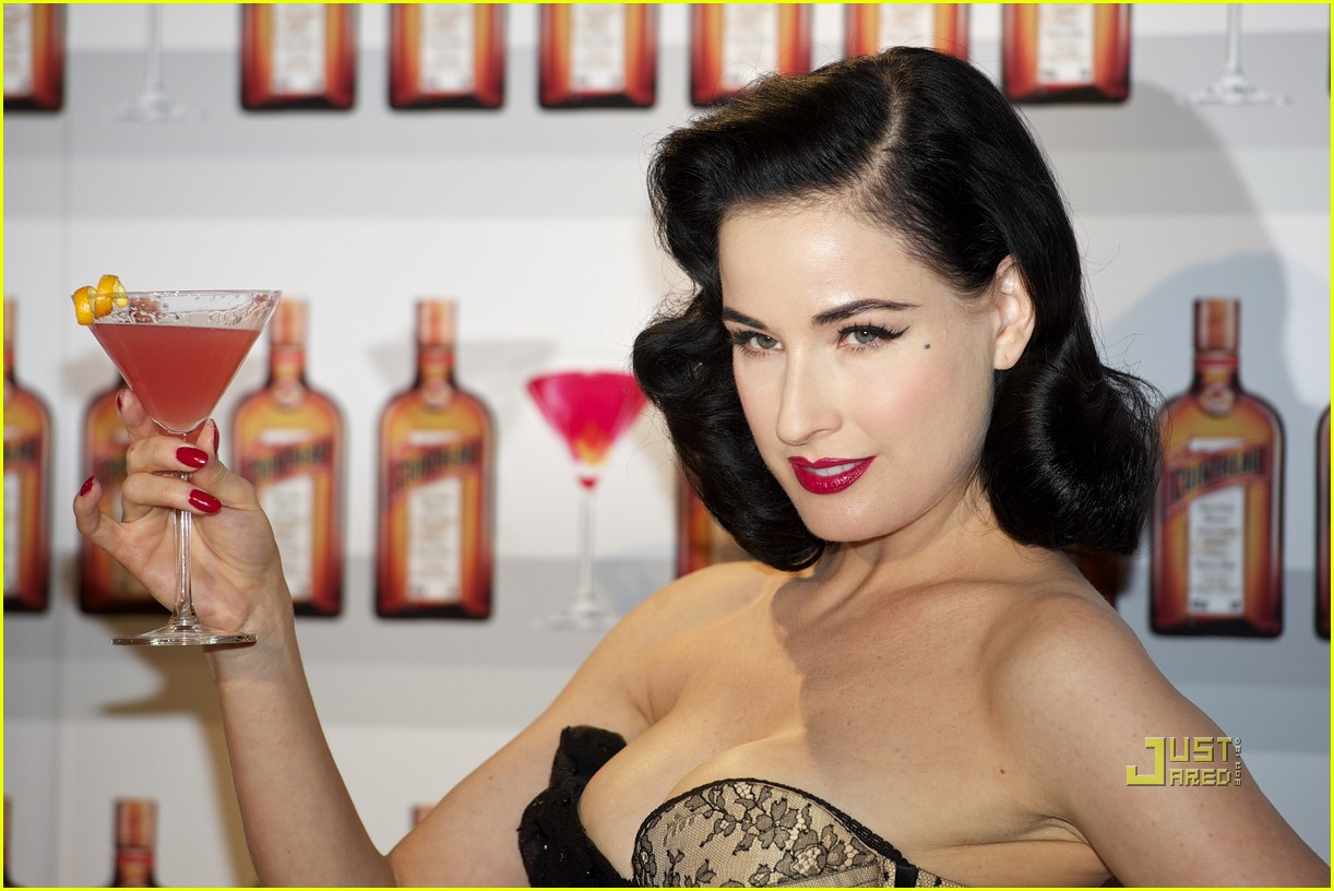 Dita Von Teese Buys World's Gayest Shoes: Photo 2454381 Dita Von Teese Pictures Just Jared