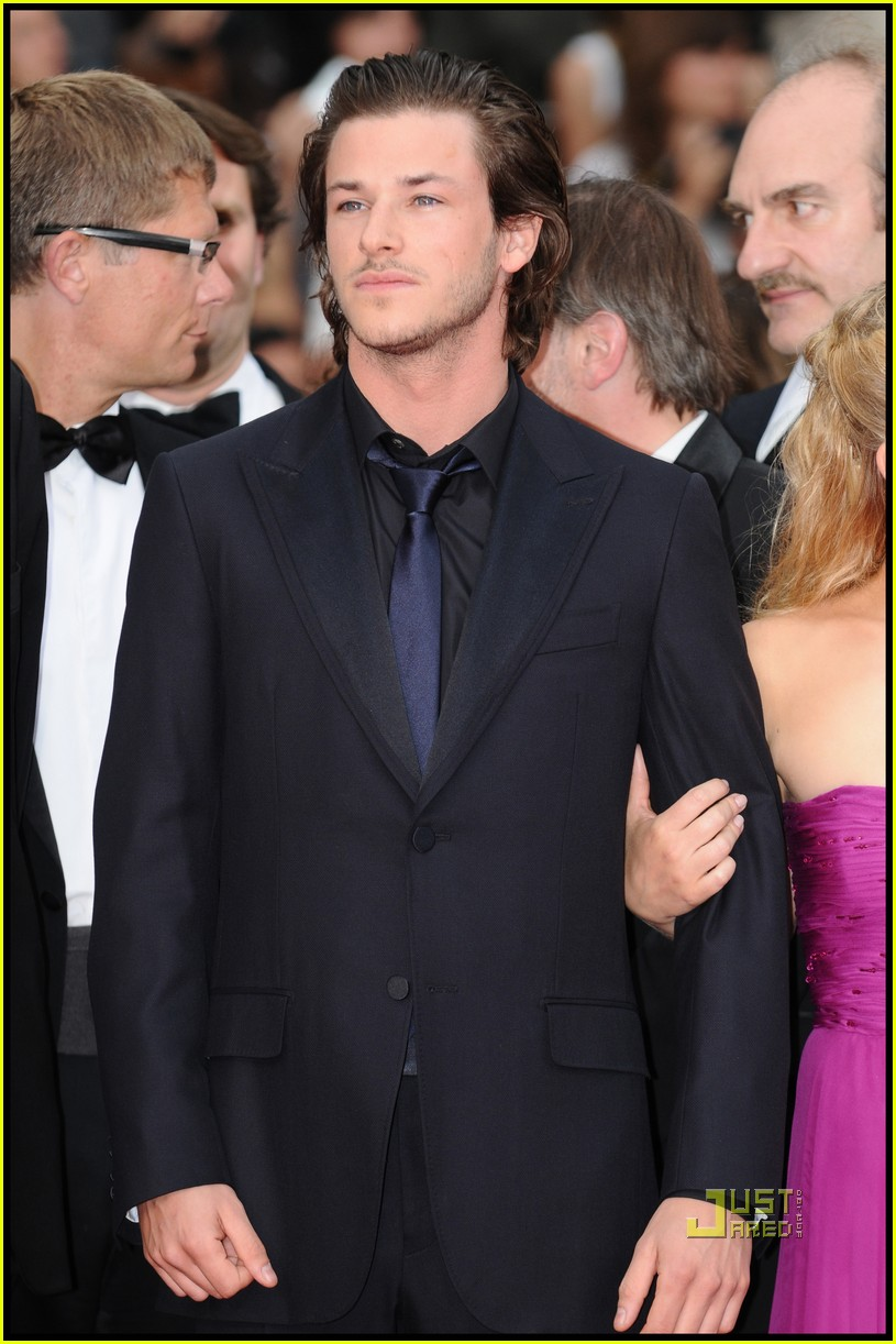 gaspard ulliel jordane crantelle cannes couple photo 2453533 2010 cannes film festival. Black Bedroom Furniture Sets. Home Design Ideas
