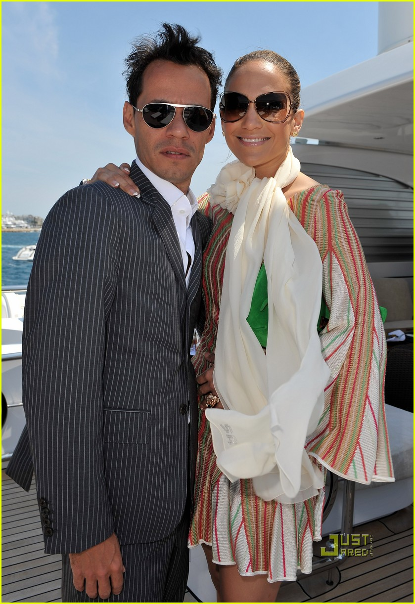jennifer lopez marc anthony business of film luncheon gucci party cannes 23