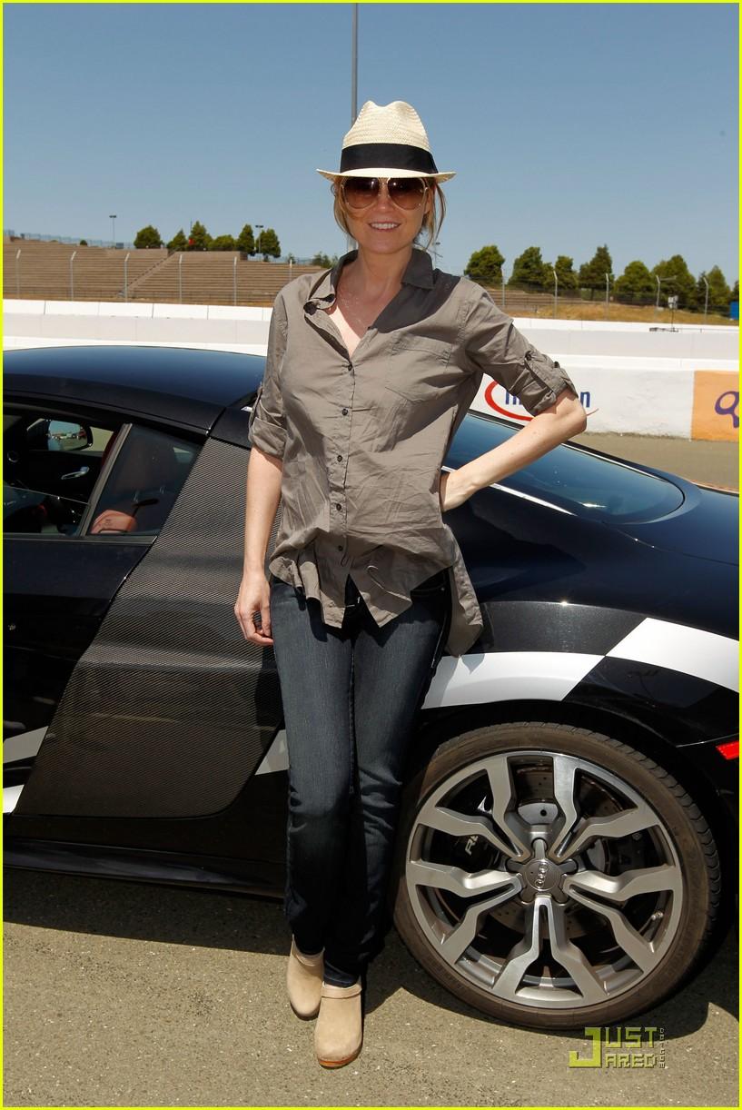 Full Sized Photo Of Ellen Pompeo Ivery Racing Romantics