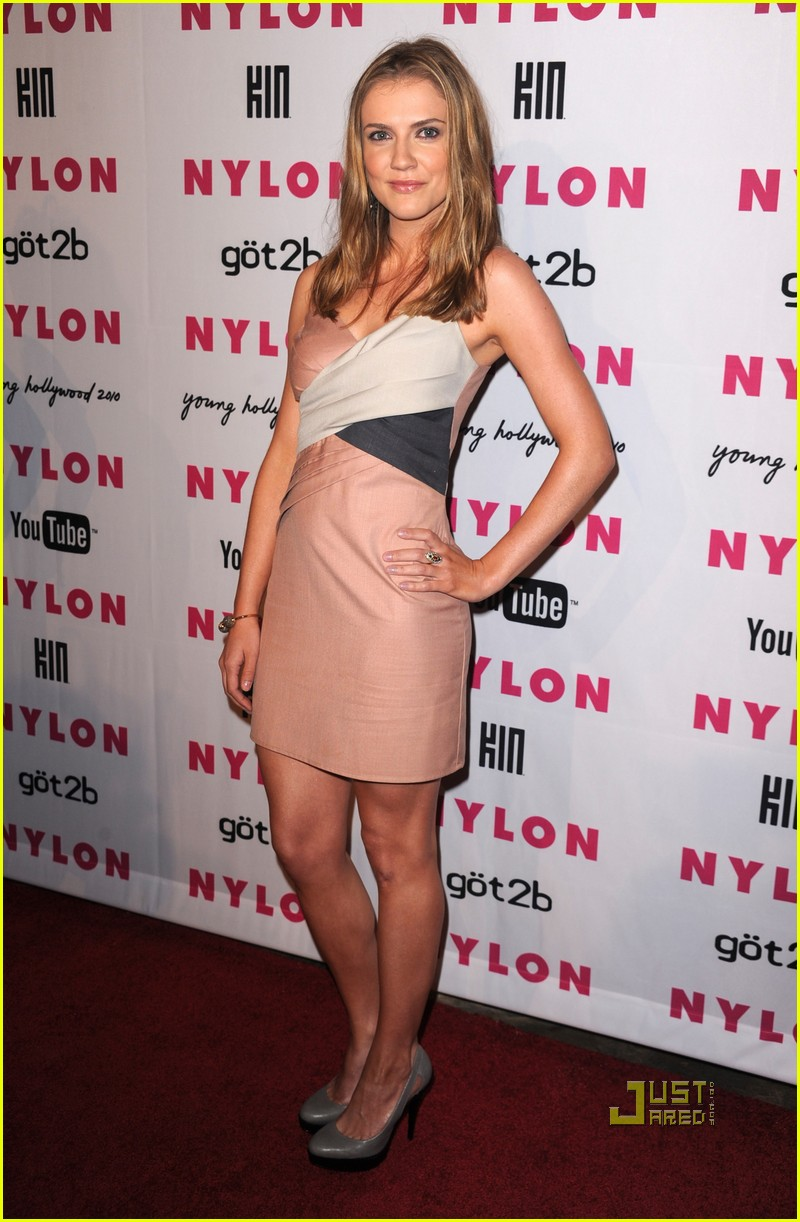 shenae grimes nylon party 08