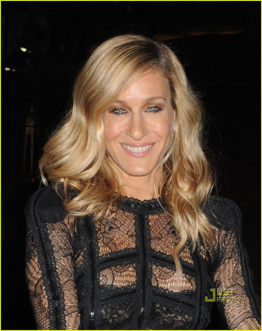 sarah jessica parker sex and the city 2 premiere after party 06