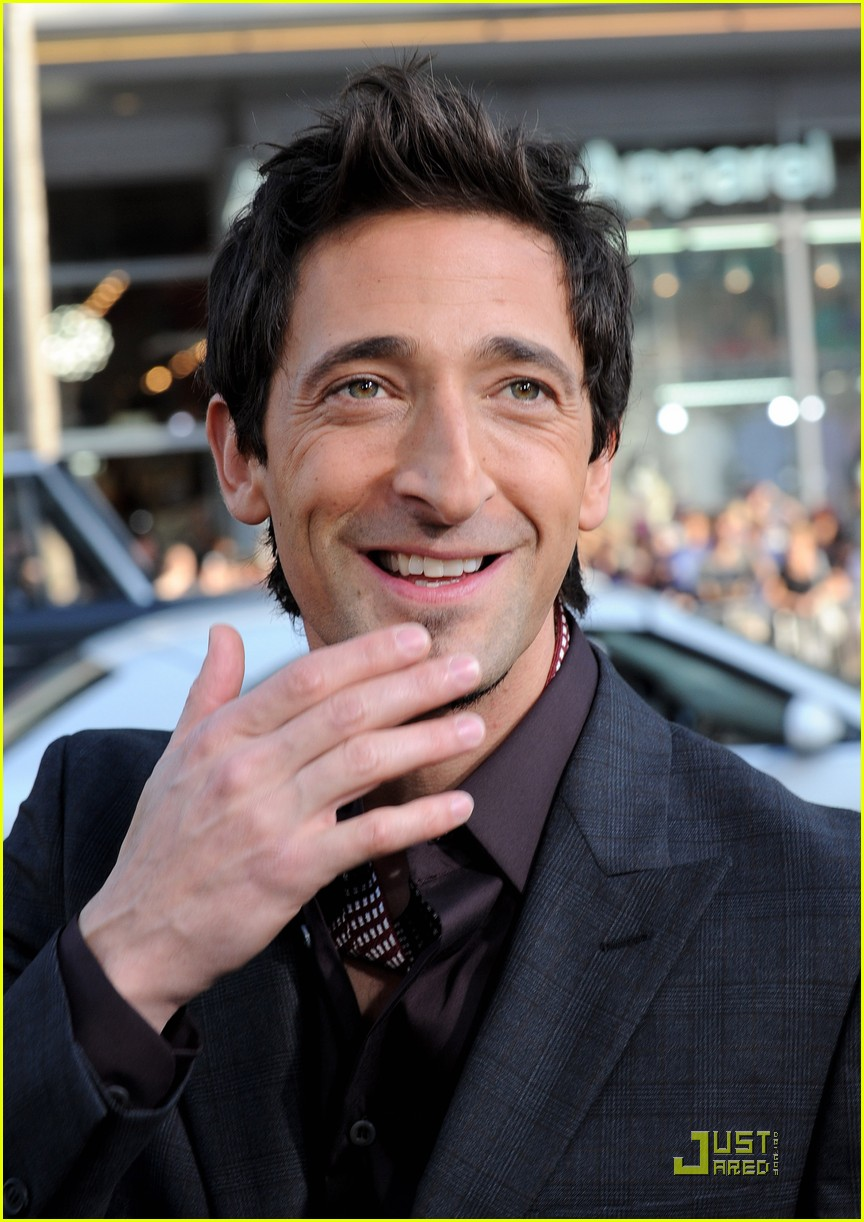adrien brody splice is nice 10