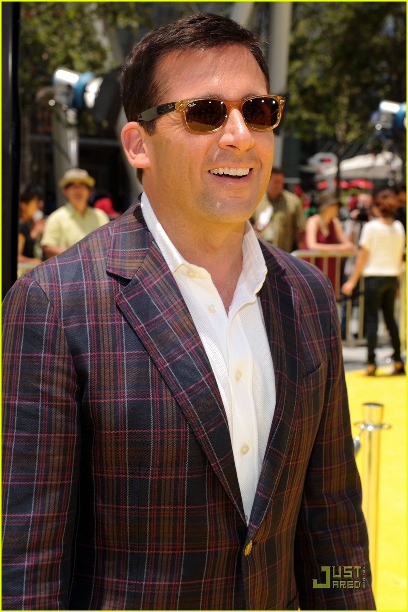 steve carell leaving office despicable 10