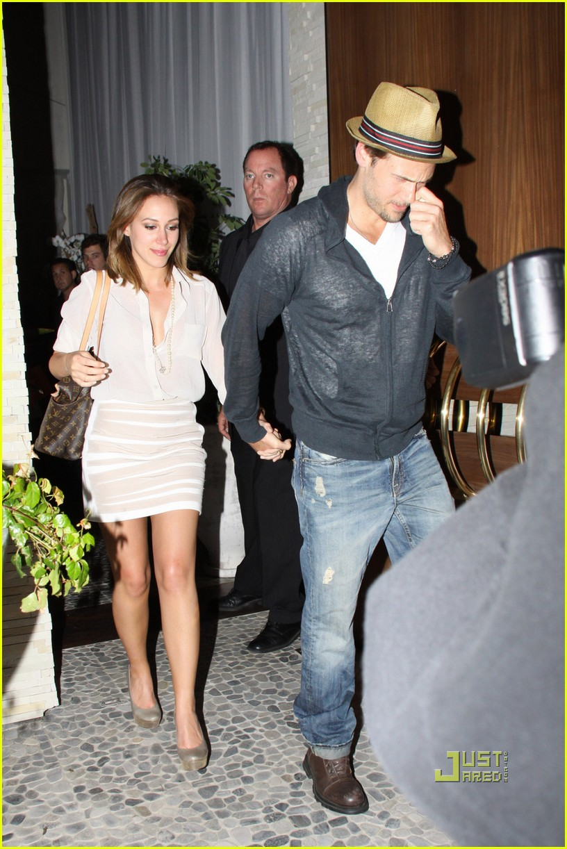 haylie duff nick zano red o 02