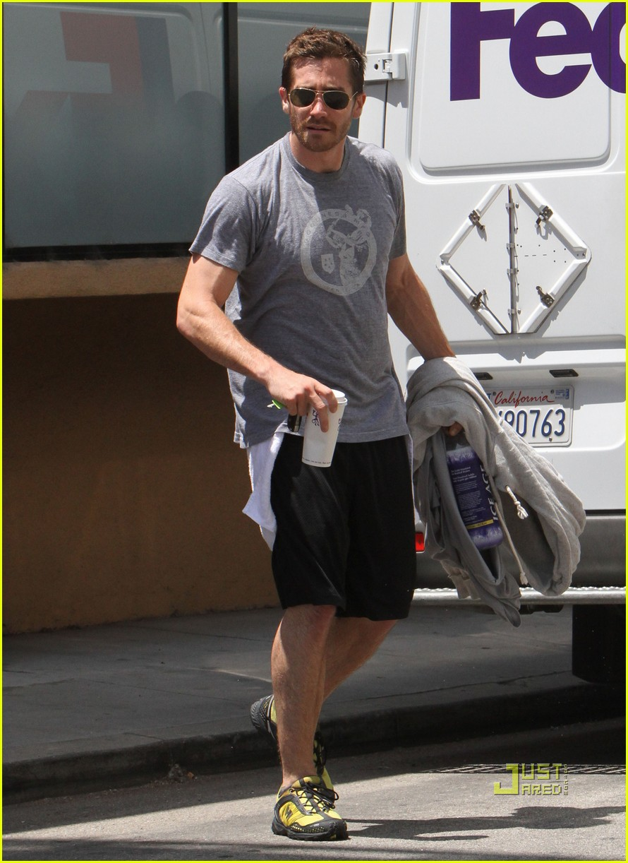 jake gyllenahaal tracy anderson 012457007