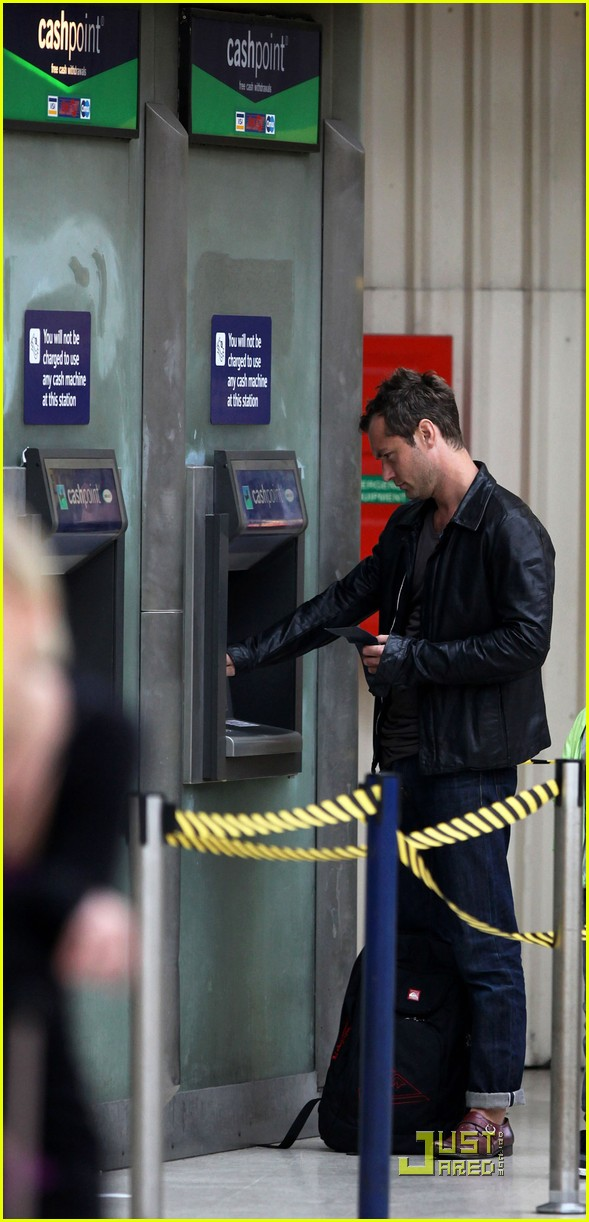jude law is at the atm 03
