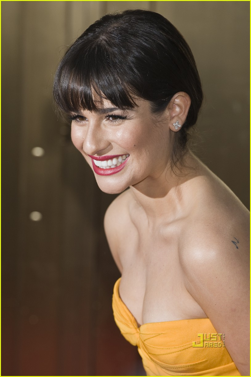 lea michele dont rain on my parade 03