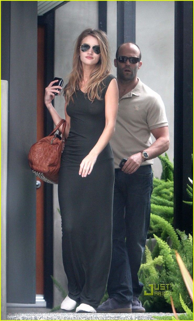 rosie huntington whiteley jason statham dinner 05