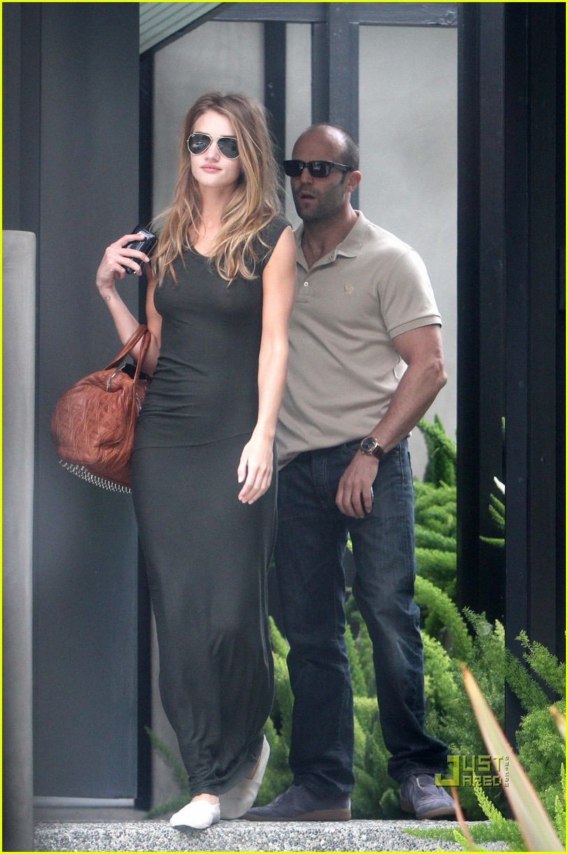 rosie huntington whiteley jason statham dinner 072457367
