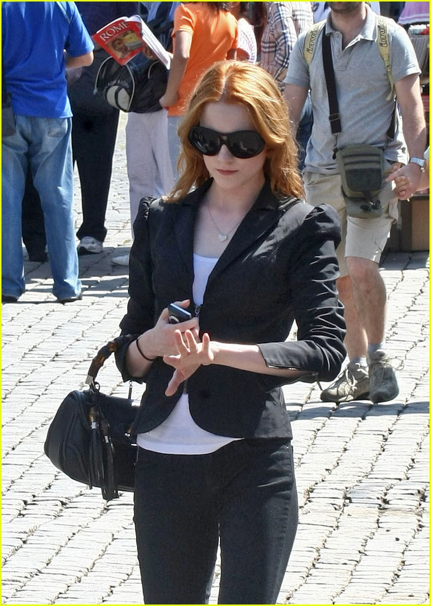 evan rachel wood rome tourist 052462425