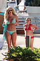 kim zolciak tardy bikini party 21