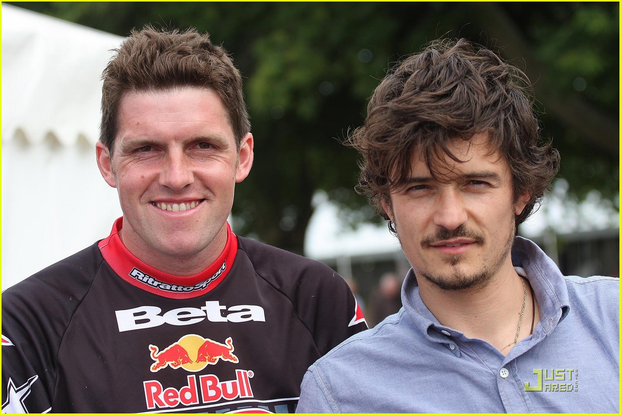 orlando bloom goodwood festival 04