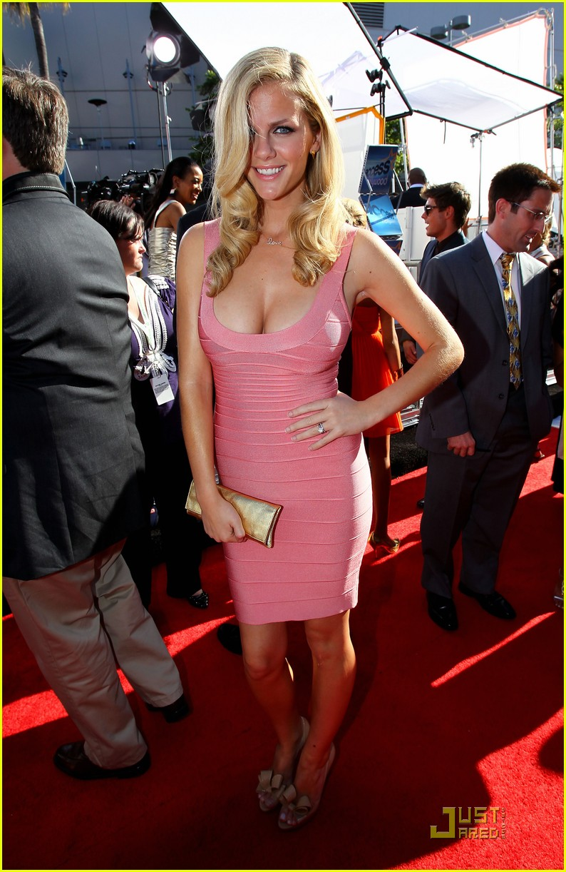 brooklyn decker 2010 espy awards 032466220