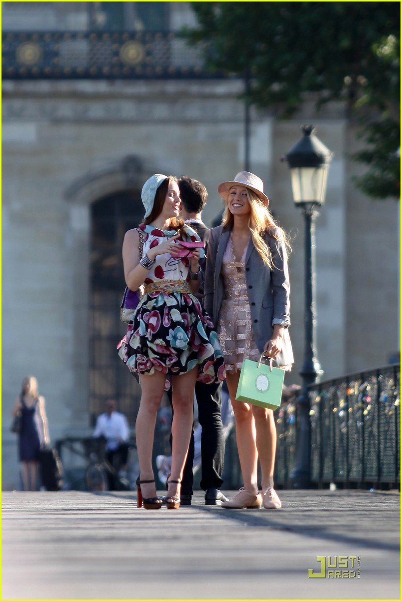 gossip girl paris 13