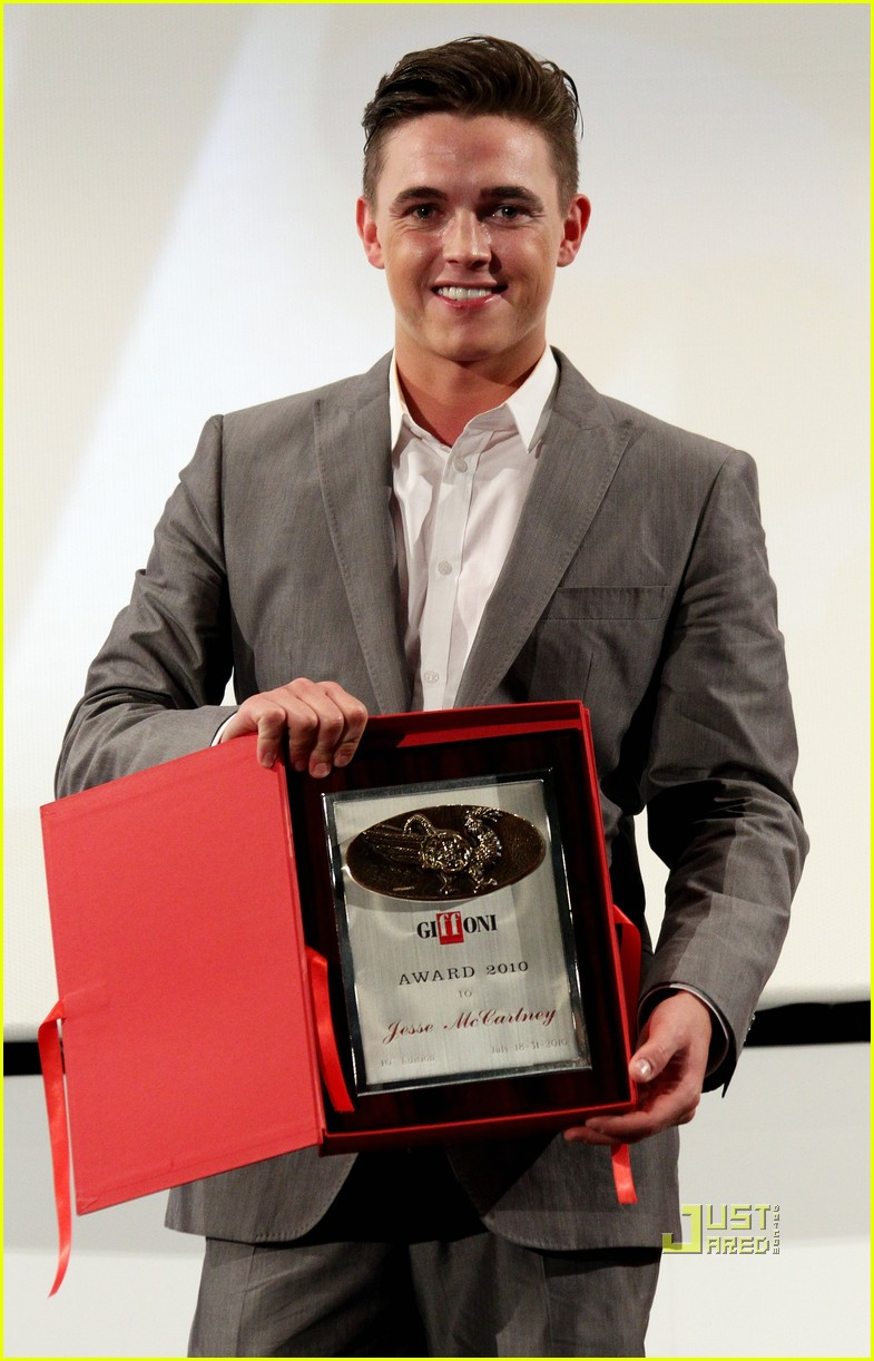 jesse mccartney giffoni award 03