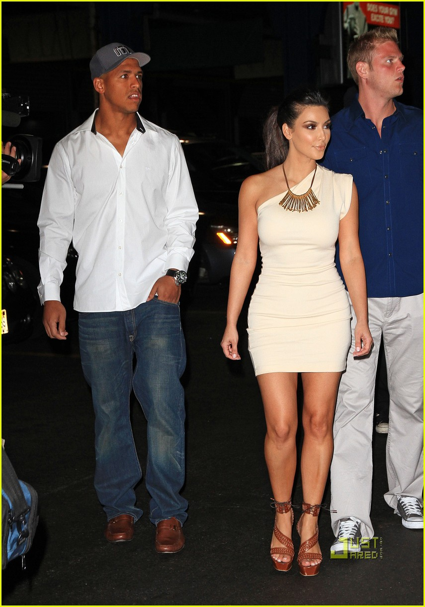 kim kardashian amp miles austin were on a boat photo