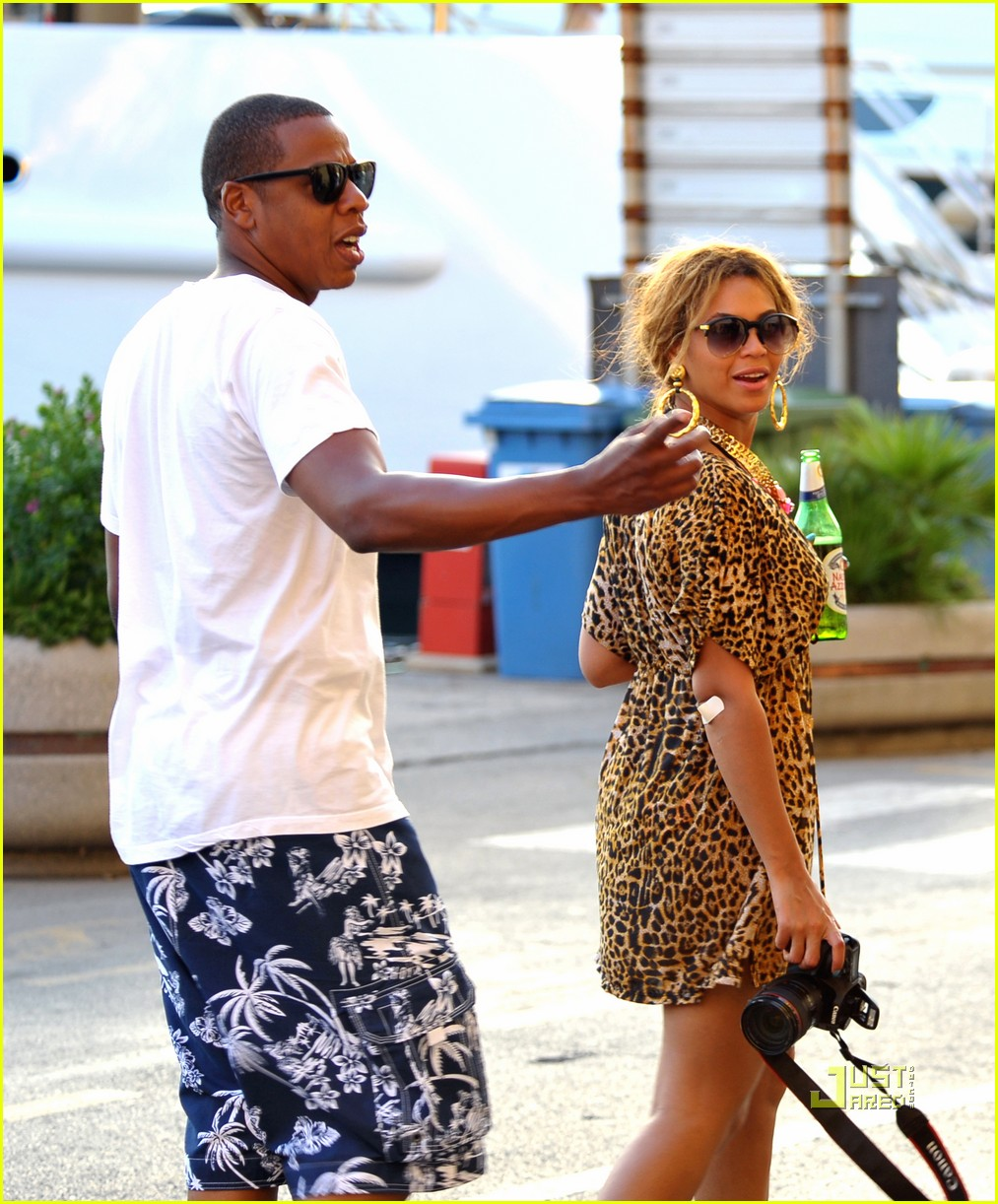 beyonce jay z vacation italy 09