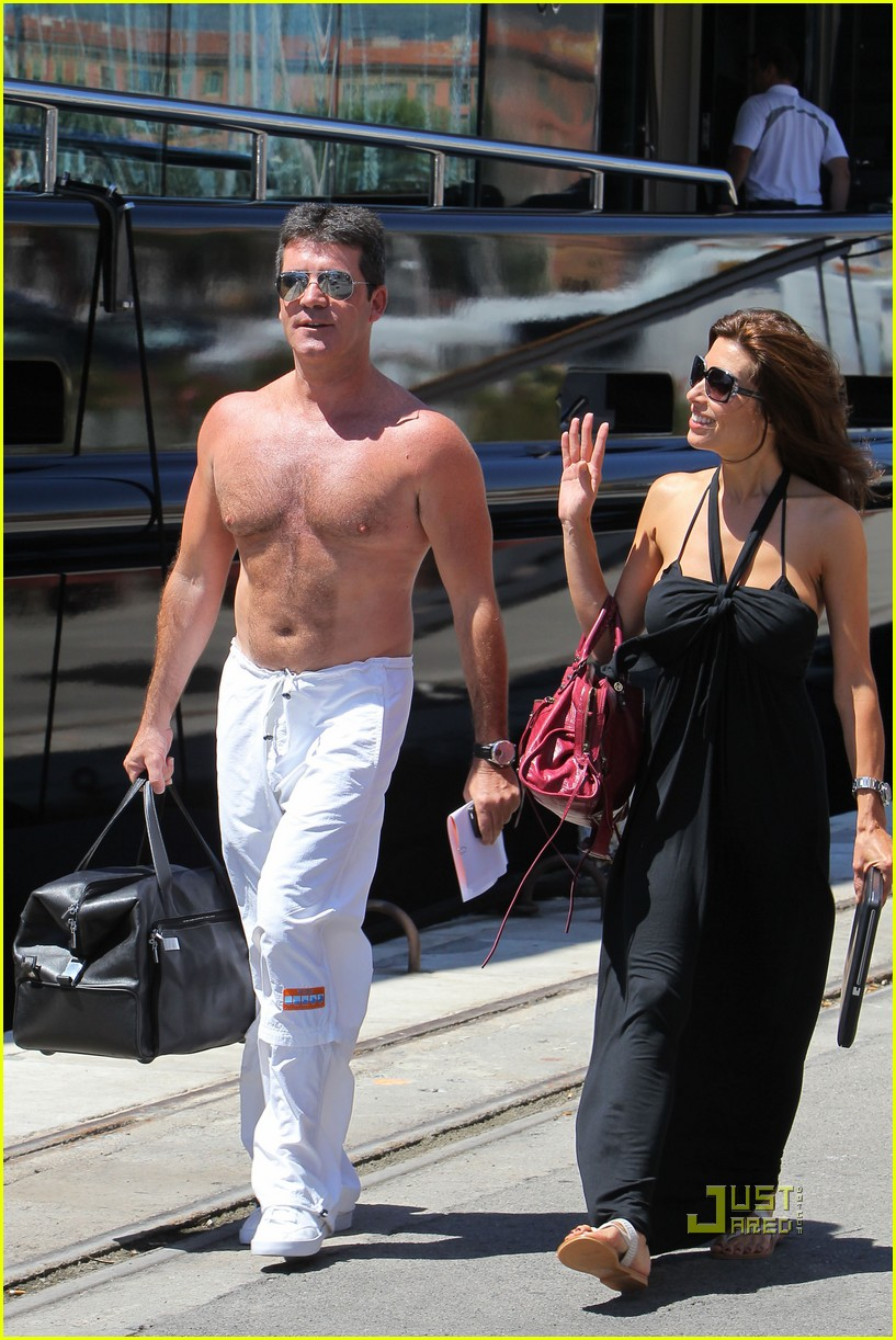 simon cowell chest hair 132471875