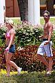britney spears jason hot pink bikini 06